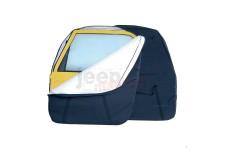 Zestaw toreb do przechowywania drzwi : 55-06 Jeep CJ/Wrangler YJ/TJ