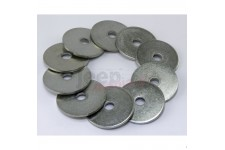 Body Mount Washer Kit : 76-86 Jeep CJ7/CJ8