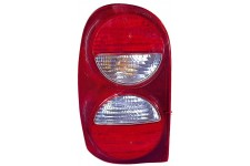 Right Tail Light Without Air Dam : 05-07 Jeep Liberty KJ
