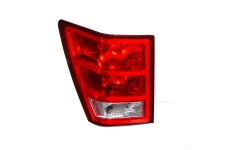 Left Tail Light Assembly : 05-10 Jeep Grand Cherokee WK