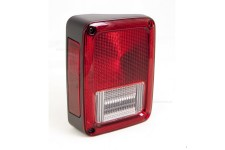 Left Tail Light : 07-17 Jeep Wrangler JK