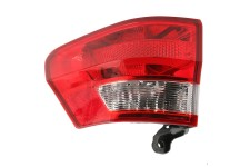 Tail Light, Left : 11-13 Jeep Grand Cherokee WK
