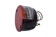 LED Tail Light Assembly, Left Side : 46-75 Willys/Jeep CJ Models