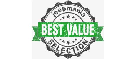 Jeepmania BVS